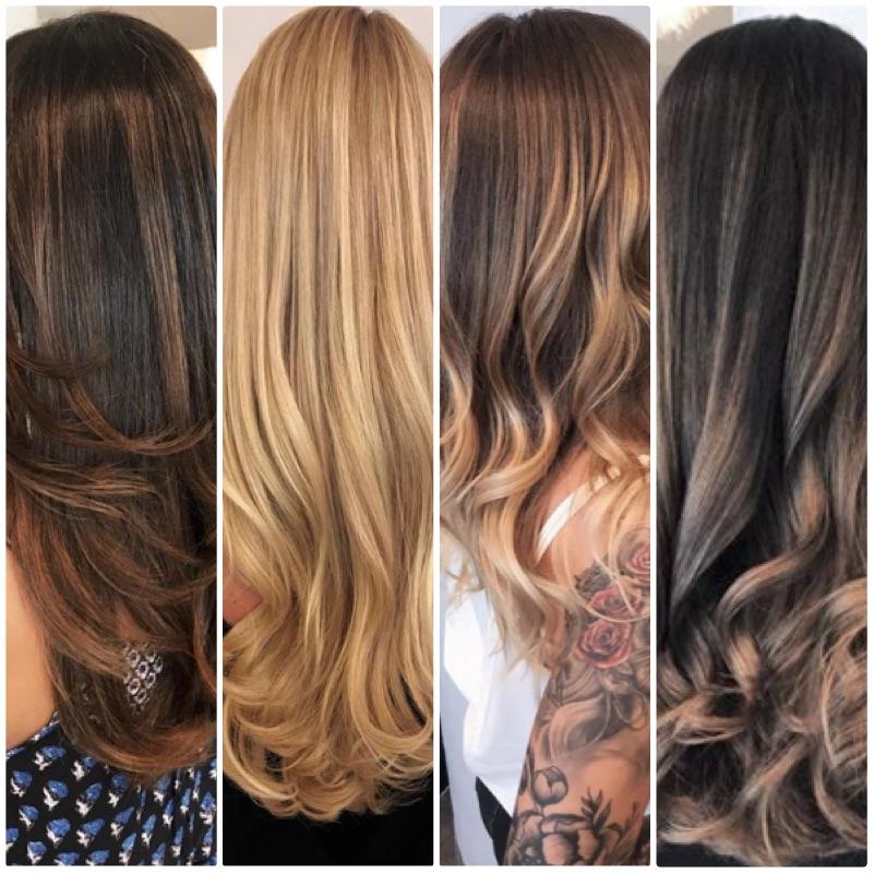 frauen mit sehr langen haaren